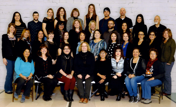 Dolores Gonzales Elementary Staff